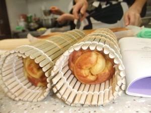 三段重のおせちを作る会の様子1