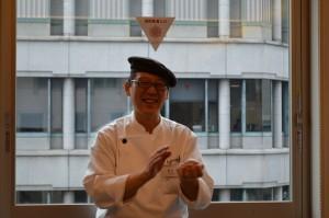 いつも楽しいお話がいっぱいの笹井先生
