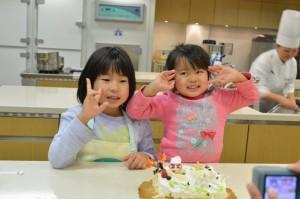 ケーキ講習会の様子8