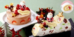 親子ケーキ