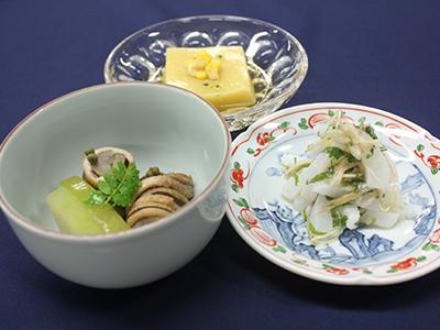 6月の京料理