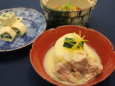 11月の京料理