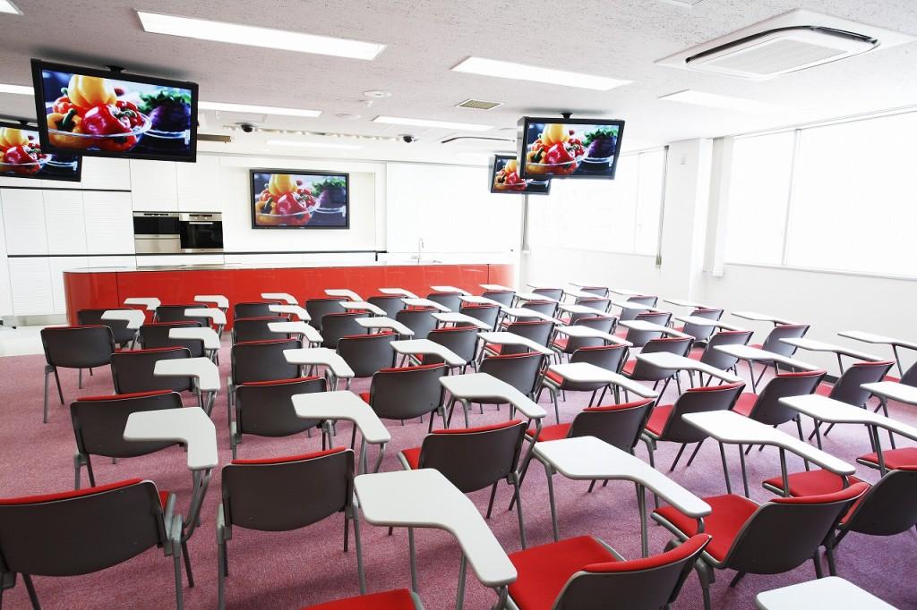 クッキング講義室