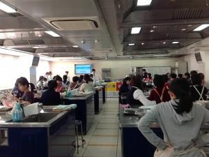 京都調理師専門学校にて開催しました☆