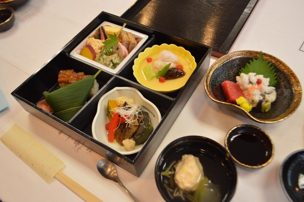 2016年の松花堂弁当