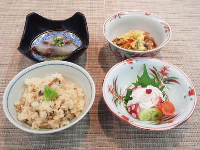 ラキャリ京料理6月メニュー