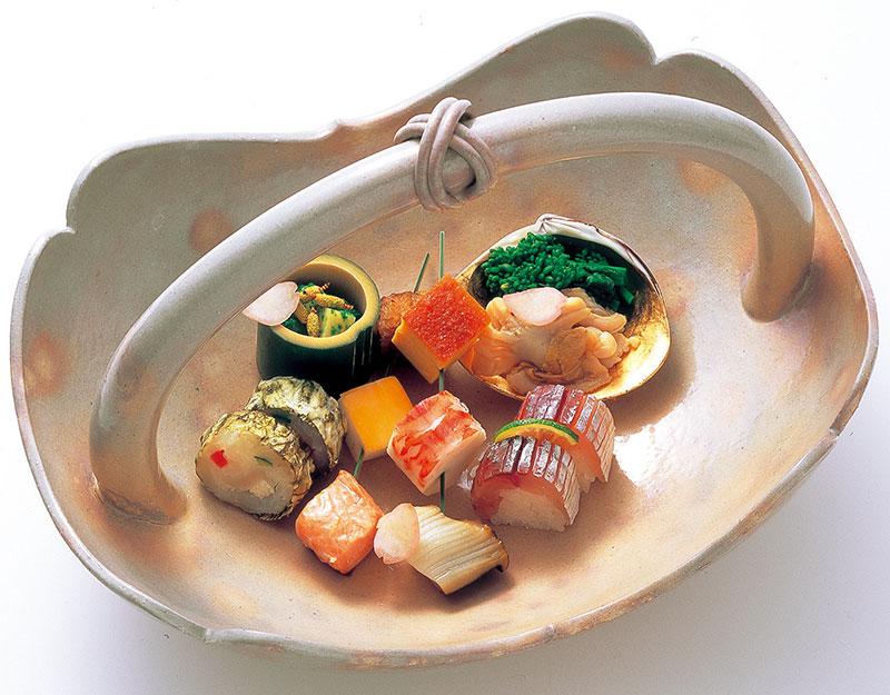 京料理を学ぶ