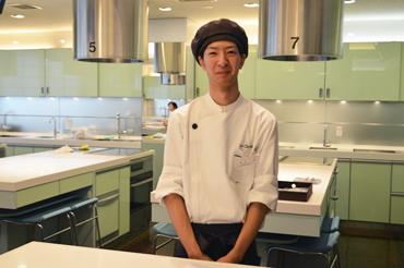 京都製菓校からのインターン