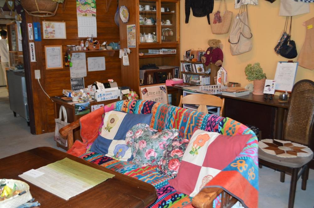 カフェ喫茶店舗室内