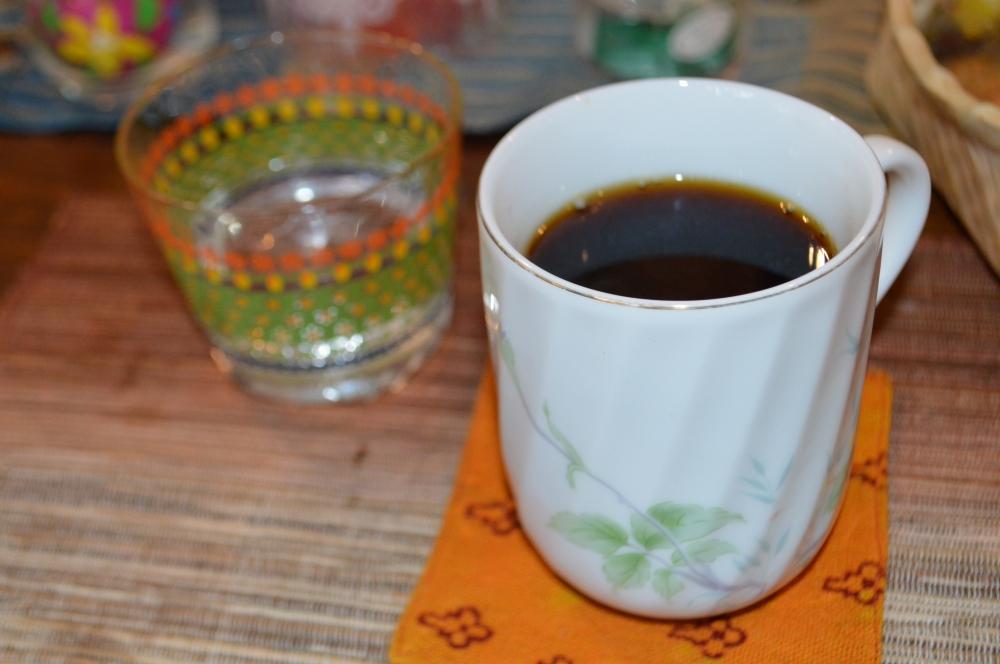 カフェ喫茶卒業生コーヒー