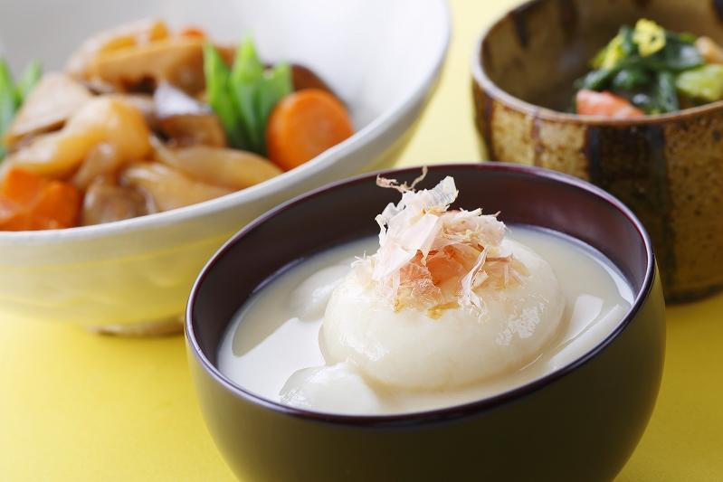 白味噌のお正月アレンジメニュー