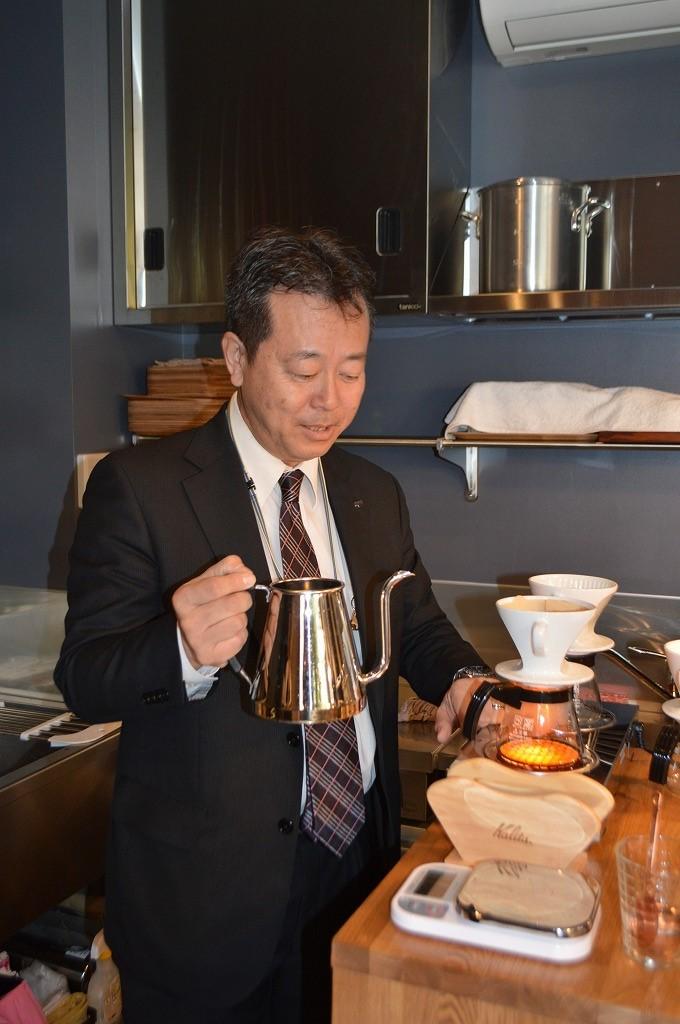 Murmur coffee Kyoto 卒業生