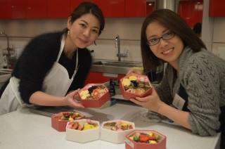 友達と料理教室