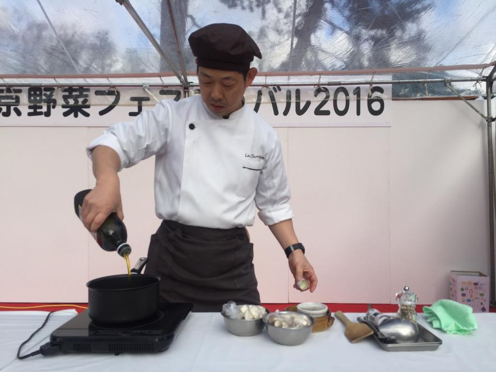 京野菜フェスティバル