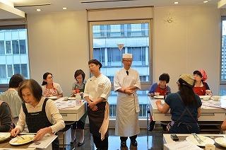 和食と洋食の講習会2