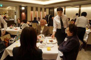 卒業記念正餐会