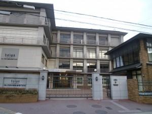 京栄校外観
