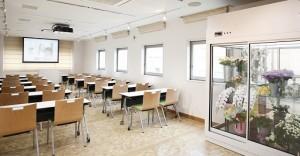 フラワーアレンジメント実習室