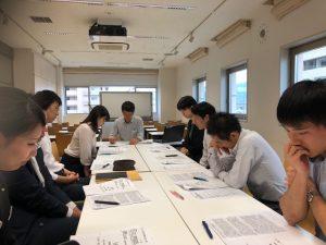 副理事長田中コーディネイト研修