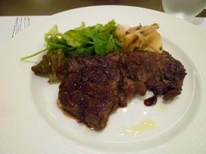 牛肉のアリアータ