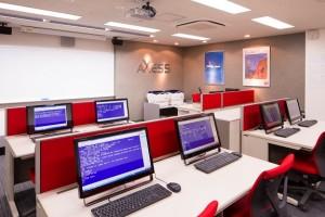 AXESS実習室