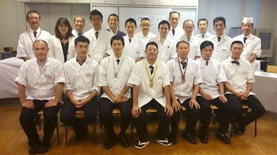近畿中国四国地区予選大会出場者と審査員