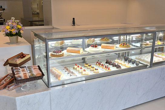 実習カフェ「Shop&Cafe T's Miyabi」