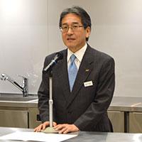 学校法人 大和学園 田中誠二理事長